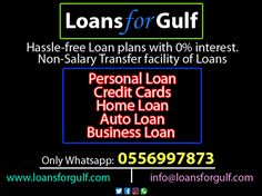 interest payment plan avail a personal loan without hassle of documents non salary transfer loan easy and fast process. contact us 0527817187 .