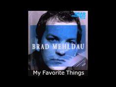 Brad Mehldau - my favorite things 私のお気に入り - YouTube