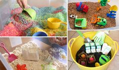 Play Dough, Slime and Sensory Boxes: Top 10 Sensory Activities for Kids | eHow Mom | eHow