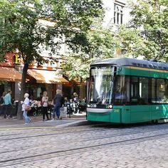The rhythm of the neighborhood in Helsinki's design district