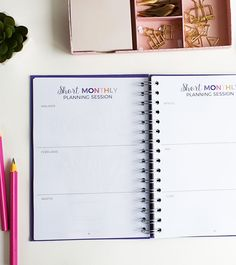 Agenda - Daily Planner - Plan in Style How To Plan