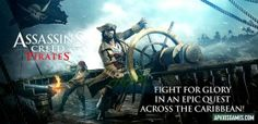 Every little thing will be programmed along with simple on this cheat application. No Origin or perhaps Jailbreak Necessary and also there's no requirement to spend money to boost your own game. The Query can be, The way to get as well as employ Assassin's Creed Pirates cheat Software?
