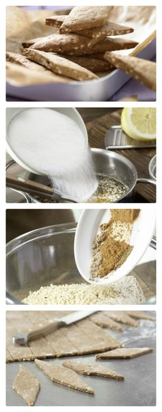 Vanillezucker, Zimt, Nelke, Anis, Kardamom, Muskatblüte und Cayennepfeffer: Pfefferkuchen | http://eatsmarter.de/rezepte/pfefferkuchen