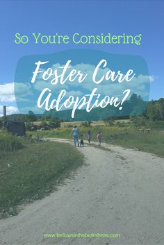 Here is a little list of seven things to ask yourself(and your spouse) to discuss before moving forward for your foster care adoption.