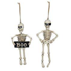 Assorted Hanging Skeleton  (sold separately)