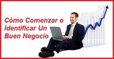 ¿Quieres saber cómo comenzar un buen negocio? ¿Necesitas saber cómo identificar buenos negocios?... Que dirías si te digo que tengo la forma de enseñarte...  http://negociosconfranquicias.com/2015/02/buen-negocio/