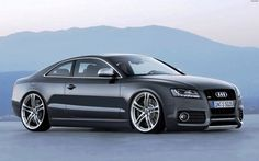 Audi S5. Visualize, visualize, visualize