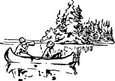 Canoe Clip Art Free | other formats svg odg