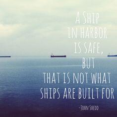 "Lavoro Palermo  #lavoropalermo #lavoro #Palermo #workisjob ""A ship in harbor is safe..."" - John Shedd [800x800]"