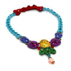 Dori Csengeri_Summer 2013_Folies necklace_as seen in Colleczioni