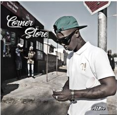 South African rapper, Emtee, is back with a Tweezy produced joint titled 'Corner Store'. This comes after dropping 'Ghetto Hero'. South African Hip Hop, Rap Wallpaper, Audio Music, Superstar, Rapper, Music Videos, Corner, Hero, Singer