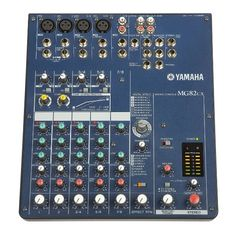 Buy Yamaha MG82CX 8 Input Stereo Mixer with Digital Effects at Lowest Price & Free Shipping in India, Authorized Dealer, Distributor | Bajaao.com