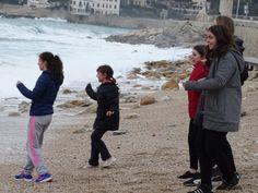 la plage de Cassis