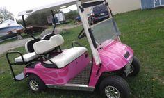 Golf Cart Custom Flame Paint Html on