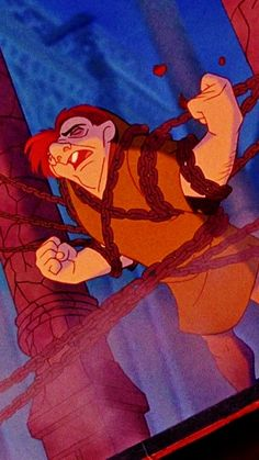 *QUSIMODO ~ The Hunchback of Notre Dame, 1996