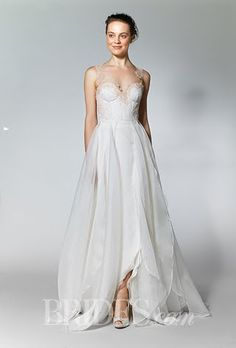 Fall 2015 Wedding Dress Trends | Wedding Dresses Style | Brides.com