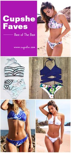Live life on the beach~  Short Shipping Time & Easy Return + Refund! High quality & Better service! Get ready for spring break days~ Give you best of the best at Cupshe.com