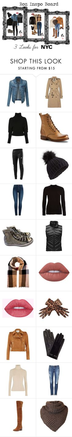 """""""Untitled #137"""" by lifestylesbystella on Polyvore featuring LE3NO, Burberry, Creatures of the Wind, Frye, adidas, Miss Selfridge, Pieces, River Island, Converse and The North Face"""