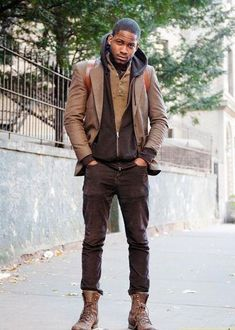 Need a man with swagger. Sharp Dressed Man, Well Dressed Men, Male Clothes, Stylish Men, Men Casual, Street Style Vintage, Mode Man, Fashion News, Mens Fashion