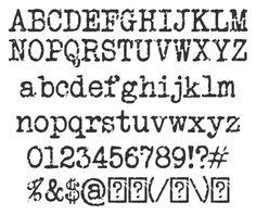 Secret Typewriter