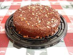Pastel  de chocolate Nesquik