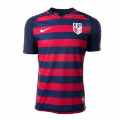 15fa6c237 Men's Nike USA 2017 Vapor Match Gold Cup Jersey - Click to enlarge Cheap  Football Shirts