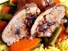 Мясо с черносливом: 6 вкуснейших рецептов