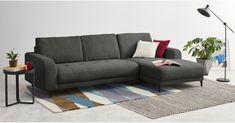Luciano Right Hand Facing Chaise End Corner Sofa, Orleans Blue - Dezign Ark (Beta) Sofa Design, Best Corner Sofa, Angles, Home Furniture, Furniture Design, Bleu Indigo, Living Spaces, Living Room, Kitchen Corner