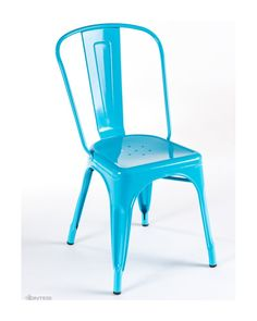 Tolix Replica Chair by Cintesi. Direct import by Cintesi offers you these chairs at never seen before prices. Manufactured from steel, fully welded together for superior strength. Available in a range of powder coated colours