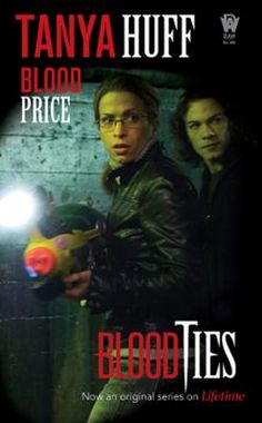 """Blood Price by Tanya Huff, Click to Start Reading eBook, The Blood Books are now available in """"Blood Ties"""" TV tie-in editions. View our TV tie-in feature page"""