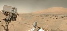 A mosaic of MSL MAHLI images acquired on Sol 613 (NASA/JPL-Caltech/MSSS. Edit by Jason Major.)