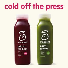 Our new fruit & veg juice. 2 delicious cold pressed juice recipes. Available in selected Starbucks stores now.