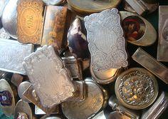 Snuff, the habit of five centuries:  Interesting stuff this snuff. ;)
