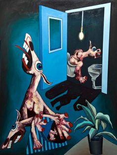 The Charnel House by Tom de Freston - News - Frameweb