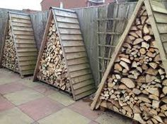storing firewood - Google Search (Firewood Shed Plans)