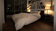 Interior renderings of a 1 Bedroom + Den unit at 5 Condos - 5 St Joseph St…