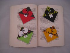 bookmarks Sooo cute!#Repin By:Pinterest++ for iPad#
