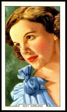 Todos os tamanhos | Cigarette Card - Judy Garland | Flickr – Compartilhamento de fotos!