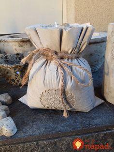 Úžasné nápady do záhrady z obyčajného betónu a vecí, ktoré nájdete doma!