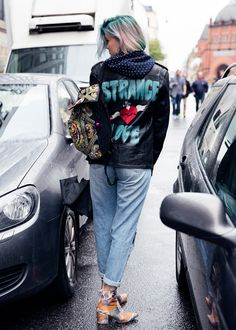 10 Best Street Style Looks From Stockholm Fashion Week