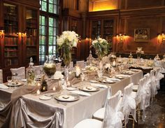 Kings table at the International Museum of Surgical Science Wedding Reception, Our Wedding, Wedding Venues, Kings Table, Table Settings, Museum, Science, Events, Inspiration
