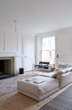 Bloomsbury Apartment, William Smalley Architect | Remodelista Architect / Designer Directory