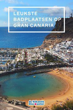 Waar en wanneer je ook verblijft op Gran Canaria, je bent altijd verzekerd van zon, zee en strand. Door de zuidelijke ligging kent het Canarische eiland tropische zomers en zachte winters. Maar waar verblijf je? We zetten de badplaatsen voor je op een rij. Voor het gemak geven we je ook nog wat hoteltips. Mocht je nog niet geboekt hebben, hoef je meteen niet meer te zoeken!