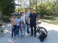 Super tour avec Carlos et toute la famille :) #BdxBikeTour #Bordeaux #VisiterBordeaux