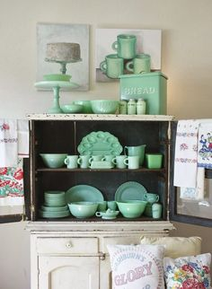 how many collections is too many? ;) Beautifully Organized: Collections | Apartment Therapy