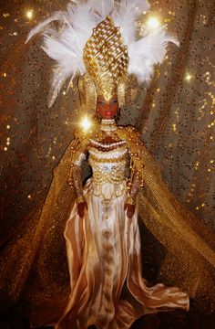 Queen of Africa ooak Barbie doll dakotas song