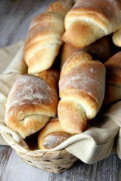 Lovely bread rolls.