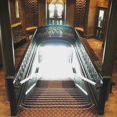 Malmaison Staircase