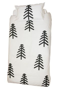Tree Duvet Set