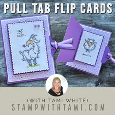 Card Making Templates, Card Making Tutorials, Card Making Techniques, Making Ideas, Flip Cards, Fancy Fold Cards, Unique Cards, Cool Cards, Hand Crafts For Kids